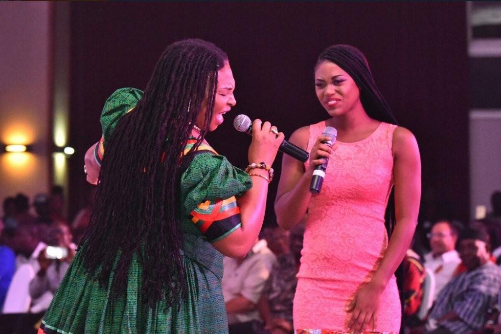 Yvonne Chaka Chaka applauds eShun
