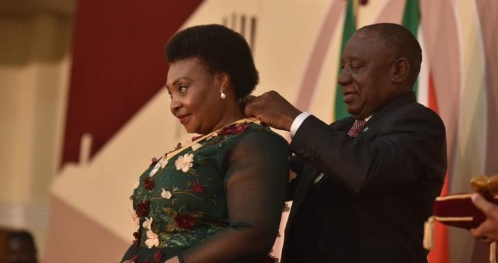 YvonneRamaphosa